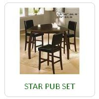 STAR PUB SET